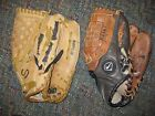 (2) Youth Baseball Gloves: Nike 10