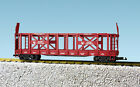 USA Trains G Scale R17225C Jersey Central Two Tier Auto Carrier w 2 Autos