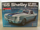 VINTAGE MONOGRAM - (1965) '65 FORD MUSTANG SHELBY GT-350 MODEL KIT (SEALED)