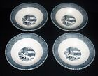 IVES Coupe Cereal Bowls~ROYAL 6 5/8