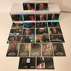 AMERICAN HORROR STORY PREVIEW CARD SET (12) w CHASE SET (6) & PROMOS (7)