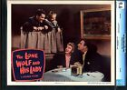 THE LONE WOLF AND HIS LADY-JUNE VINCENT-NM-CGC 9.6 LOBBY CARD NM