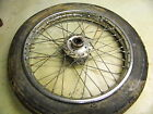 75 Honda CB 400 CB400 F Four Super Sport front wheel rim