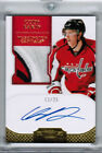 11 12 DOMINION CODY EAKIN PATCH AUTO ROOKIE RC GOLD 13 25 WASHINGTON CAPITALS