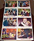 REMAINS TO BE SEEN (1953) VAN JOHNSON JUNE ALLYSON MYSTERY ORIG 8 CARD SET