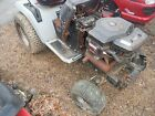 Craftsman Garden tractor 6 speed no deck
