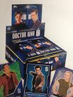 2015 Topps Doctor Who Trading Cards Case 12 Box Case Factory Sealed 24 Hits