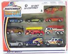 Matchbox Hero City Collection 1 10 Pack Set Sealed 91516