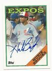 2013 Topps Archives Baseball Fan Favorites Autographs Guide 64