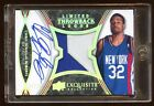 2008-09 Upper Deck Exquisite Collection Basketball Cards 13