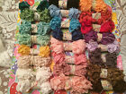 Seam Binding~Crinkled 40Yds(120 feet)YOU Pick From 24 Colors-~