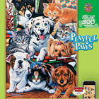 Playful Paws - Hide and Seek - 300 Piece EZ Grip Jigsaw Puzzle