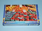 New 500pc Jigsaw Puzzle Puzzlebug Gift Hobby Indoor Activity Market Fruit Stand