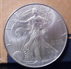 2009  MS BU UNITED STATES MINT 1 OZ SILVER AMERICAN EAGLE DOLLAR