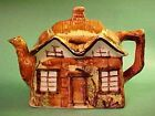 vintage ENGLISH COTTAGE ( YE OLDE COTTAGE )TEA POT ~ PRICE POTTERY CO. ~ ENGLAND