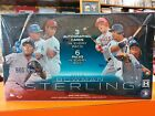 2013 Bowman STERLING Baseball HOBBY Box 18 AUTOs