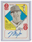2015 Topps Heritage 1951 Auto MIKE TROUT Angels '51 COLLECTION AUTOGRAPH 49 50