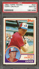 1983 Topps Traded #22T Terry Crowley PSA 10 18814489