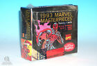 1993 Marvel Masterpieces Trading Cards Factory Sealed Box Skybox Low of 71 350k