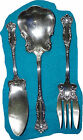 Son Silverplate--3 Piece Serving
