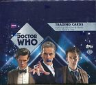 Doctor Who 2015 Factory Sealed Trading Card Hobby Box