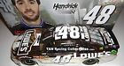 Jimmie Johnson 2013 Lionel Action 48 Lowes NICKEL Gen 6 Diecast 1 24 FREESHIP