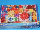 New 500pc Jigsaw Puzzle Puzzlebug Gift Hobby Indoor Activity Wrapped Presents