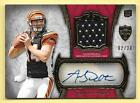 Andy Dalton Cards, Rookie Card Checklist and Autographed Memorabilia Guide 21