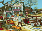 Going to Grandma's House for Thanksgiving 1000 Piece Jigsaw Puzzle NIB 13+