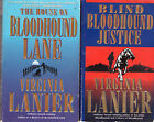 Complete Set Series Lot of 7 Bloodhound Hardcovers by Virginia Lanier Sidden