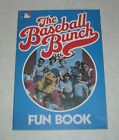 The BASEBALL BUNCH with JOHNNY BENCH FUN BOOK TOMMY LASORDA DUGOUT WIZARD