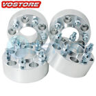 4 2 Wheel Spacers Adapters 6x55 fits Chevy Silverado 1500 Tahoe Suburban GMC