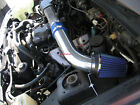 BCP BLUE 89 94 Chevy Geo Tracker 16L L4 Short Ram Air Intake + Filter
