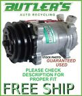GEO PRIZM A C Compressor  Clutch 94 95 96 97 OEM Factory FreeShip Warranty