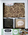 Teresa Collins ALBUMS MADE EASY SNAPSHOTS 100 Journal Cards 1000 MSRP