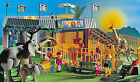 Playmobil 3634 Vintage Big Zoo Building with Animals - mint in sealed box MISB
