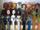 PEZ - Star Wars Series - Choose Character from Pull Down Menu - Use for Crafts