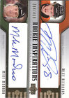 05 6 UD Rookie Inspirations Mike Richards RC Modano dual autograph 294 499
