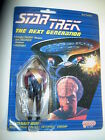 Star Trek the Next Generation Lieutenant Worf Action Figure by Galoob V