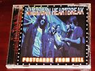 American Heartbreak: Postcards From Hell CD 2000 Coldfront Records USA CF-031