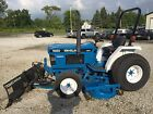 New holland 1620 4x4 Diesel Tractor 72 Belly Mower