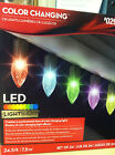 24ct Gemmy Lightshow Color Changing C9 LED Christmas Lights