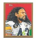 Hair-larious: Troy Polamalu Signs First Cards Since 2003 9