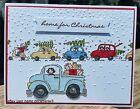 CHRISTMAS HANDMADE CARD KIT STAMPIN UP LOADS OF LOVE