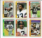 1978 Topps Football Complete Set (1-528) !! - See Description