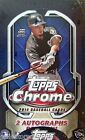 2014 Topps Chrome Baseball Hobby Box 2 Autos Box