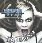 UZI - Madhouse - GLAM METAL/HARD ROCK - CD-Issue/SEALED