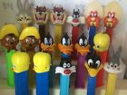 PEZ Looney Tunes Series 1991-1996  -  Choose Character - Use for Crafts