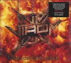 VIRON - The Complete Worxx - HEAVY METAL - 2-CD-Digipak-RE-Issue/SEALED/--NEW--