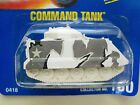 1990 HOT WHEELS #160 BLUE CARD / 10 SPEED POINTS - COMMAND TANK - DIECAST